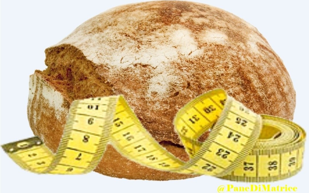 Sfatiamo un mito: Il pane di qualità, il Pane di Matrice, non fa ingrassare!