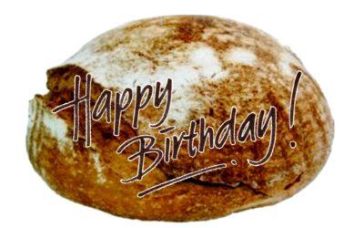 """Happy b-day """"IL PANE DI MATRICE"""": 52 ANNI di eccellenza!"""