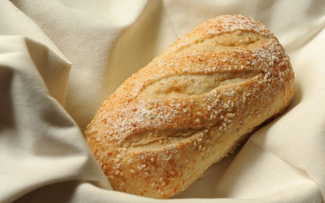 Il pane precotto surgelato deve essere confezionato